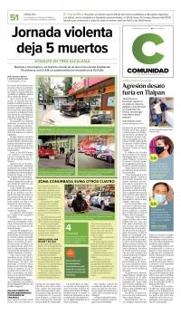 Periódico impreso de comunidad