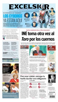 Periódico impreso de nacional