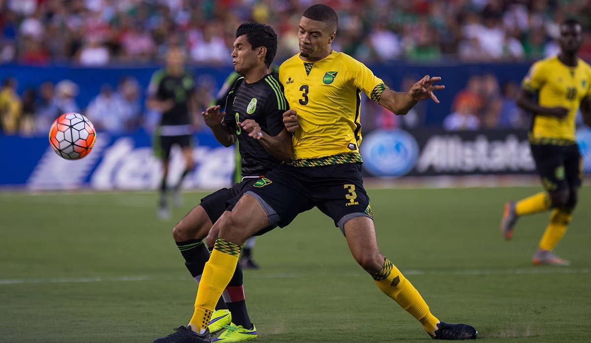 Al siguiente verano integró al combinado que fracasó en la Copa América de  Chile 2015 6231689683442