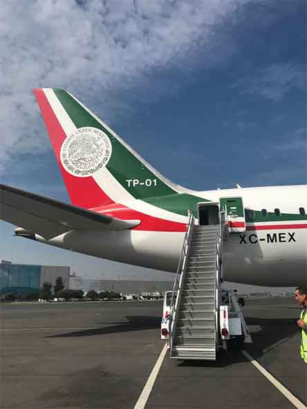 """TP-01 """"José María Morelos y Pavón"""" Boeing 787-8 Dreamliner XC-MEX  - Página 18 El-ultimo-vuelo-del-avion-presidencial-44444444"""