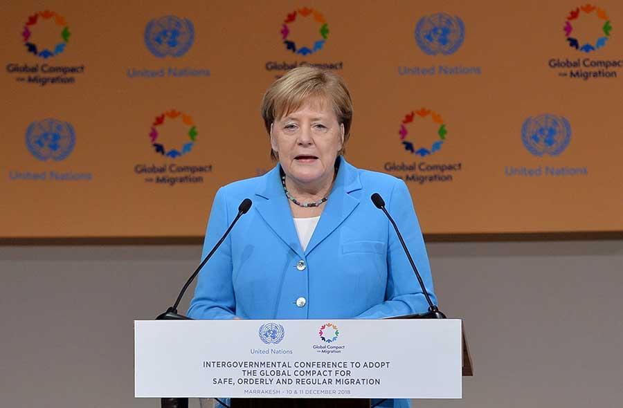 Resultado de imagen para ONU aprobó acuerdo para mejorar la forma en que el mundo se enfrenta a la creciente migración