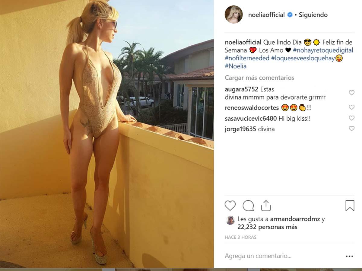 Acytriz Porno Noelia noelia y su sexy baño de sol