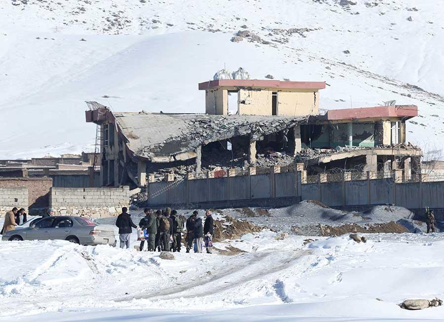 Afganistán, la guerra de nunca acabar Talibanes-ataque-afganistan2112019nota