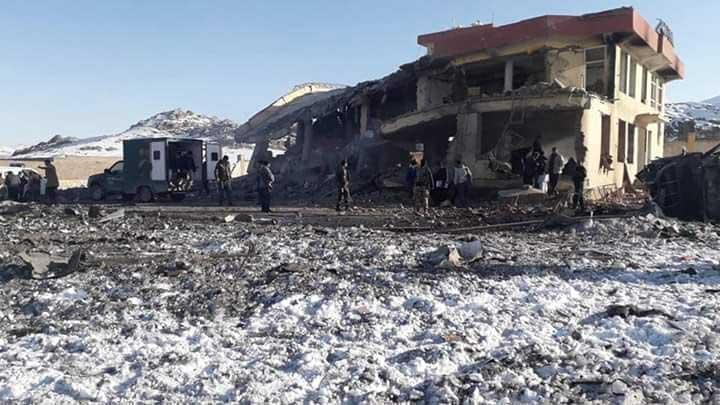 Afganistán, la guerra de nunca acabar Talibanes-ataque-afganistan2112019nota3