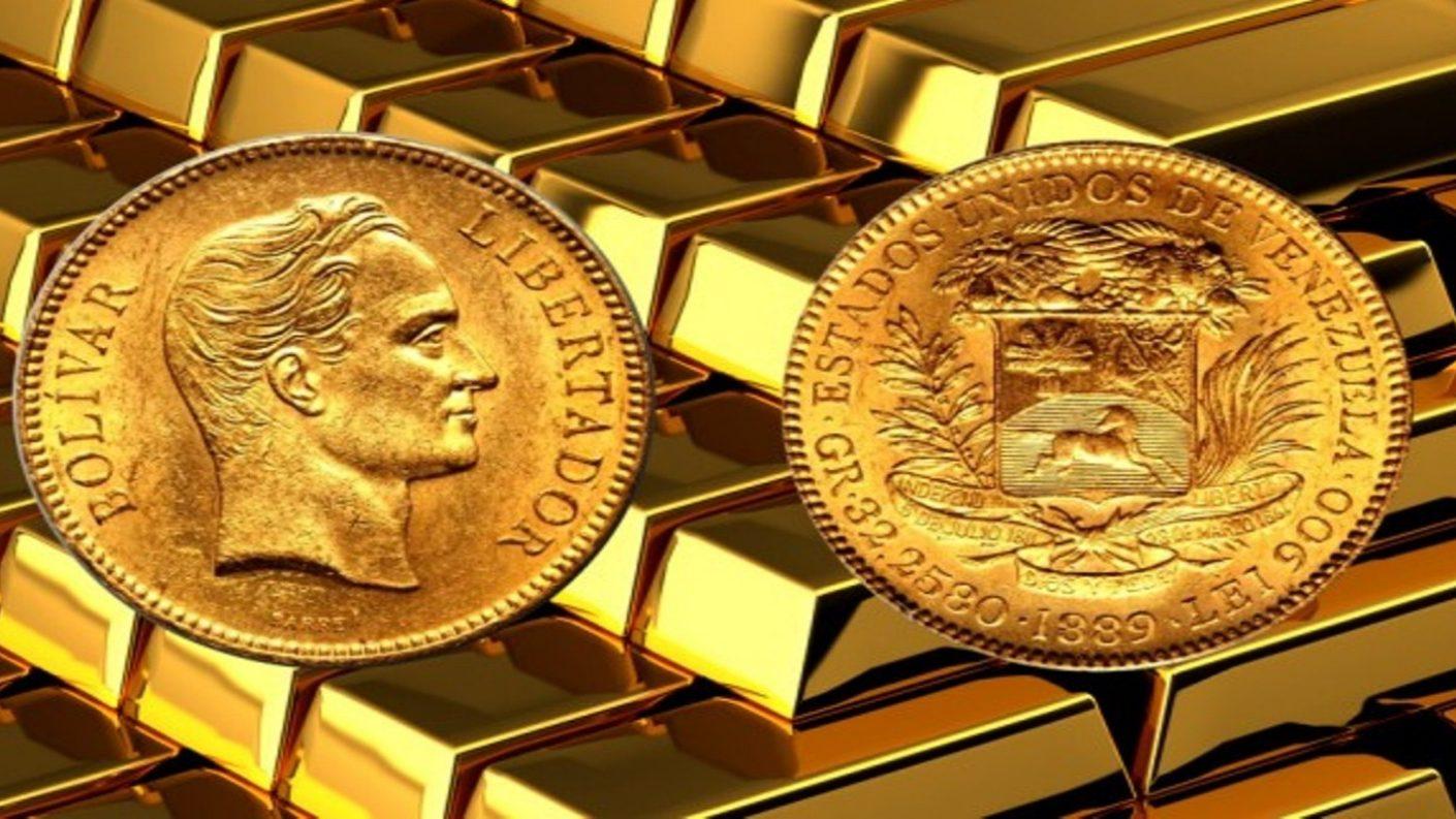 Maduro vendería toneladas de oro venezolano para tener dinero