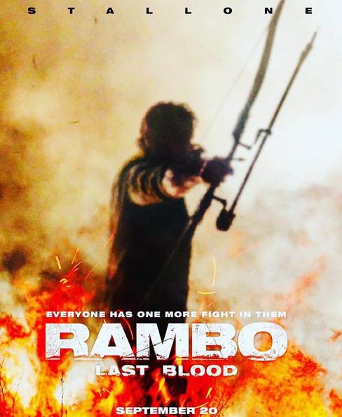 Rambo Se Enfrenta A Narcos Mexicanos En Increíble Tráiler De