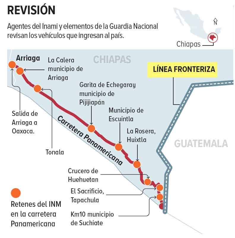 México envía más tropas a la frontera con Guatemala. - Página 2 03