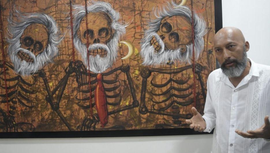Toledo Revive A Través De Las Obras De Artistas Tabasqueños
