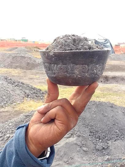 Encuentran restos de más de 60 mamuts en Santa Lucía