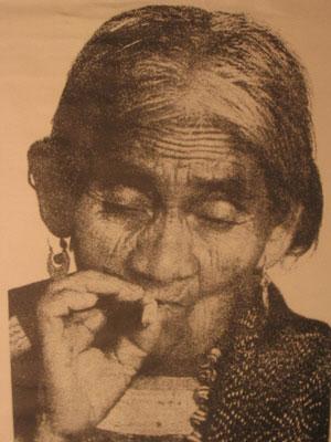María Sabina encontraba la paz sanando, más allá del uso de hongos