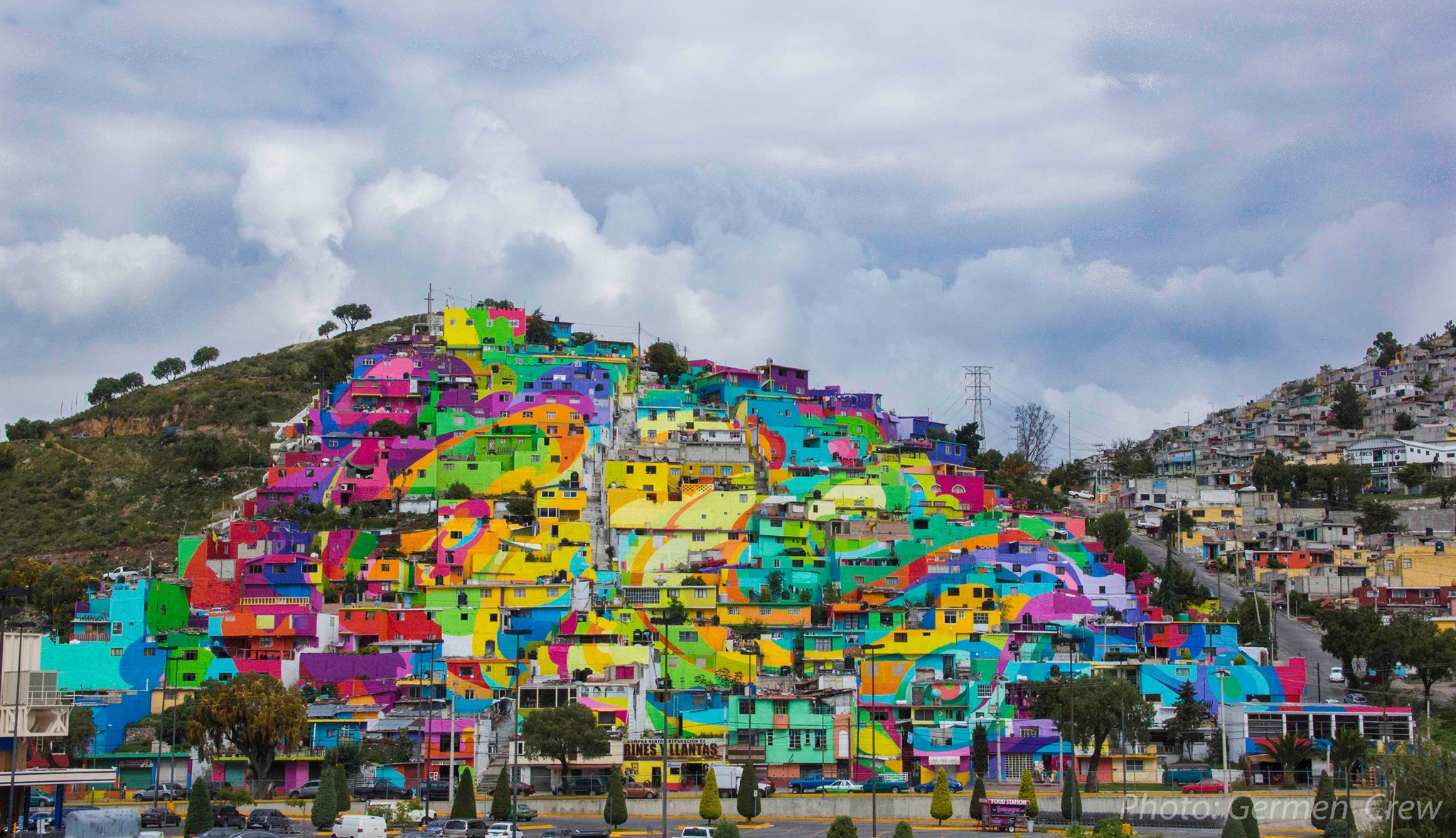 Nuevas tendencias del arte urbano