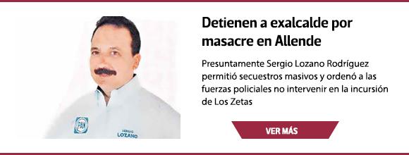Allende, Coahuila: Un infierno olvidado... Alcalde_0