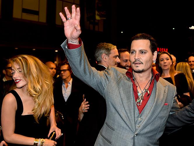 Depp no ve cine ni le importa lo que hagan los demás