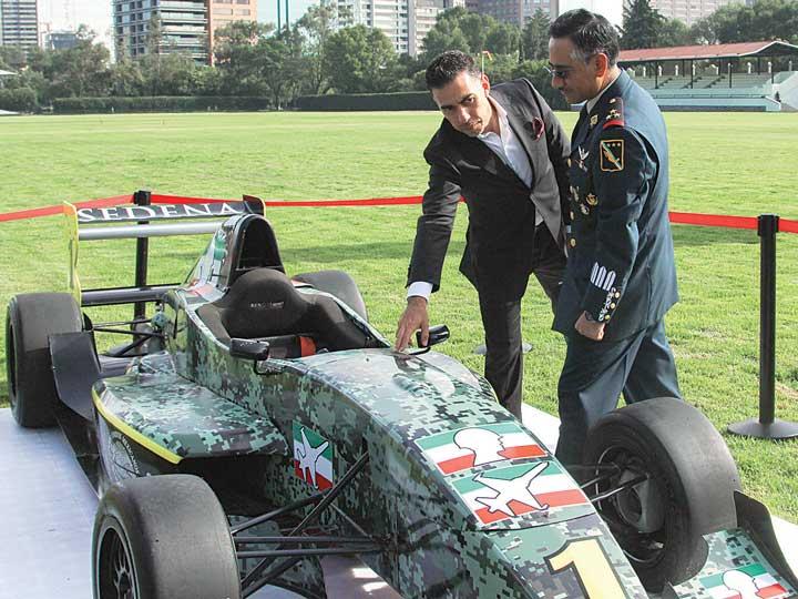 Más de 40 mil aficionados se esperan en Fan Zone de F1