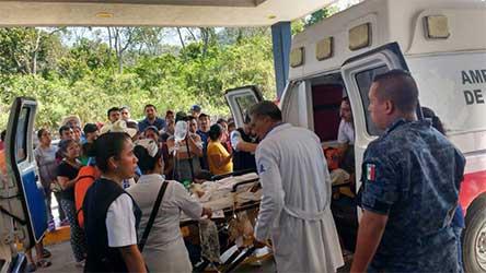 Choca hijo de edil en Hidalgo; mueren cuatro, entre ellos él