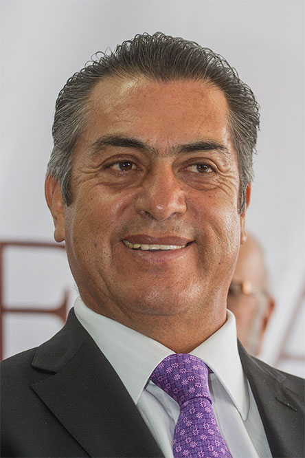 Jaime Rodriguez Calderon El Bronco Ibero Iberamericana