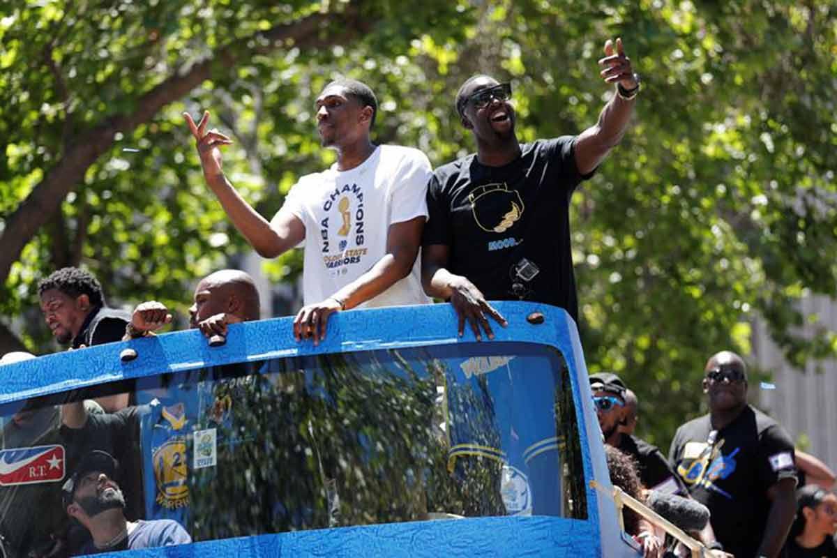 Golden State Warriors Cleveland NBA