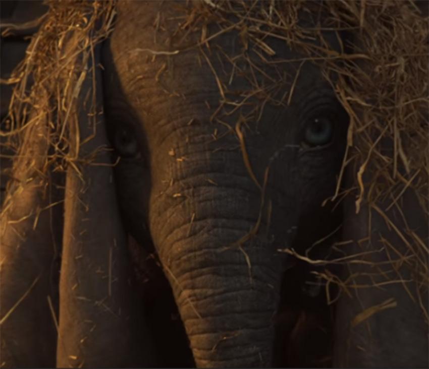 Mira el primer trailer del 'Dumbo' de Tim Burton