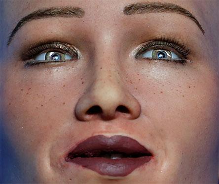prende, web summit 2018, robot, sophia, hanson robotics, inteligencia artificial, humanos, tecnologia, global, noticias, excelsior emociones, humanas, ineditas,