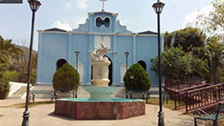 Iglesia en la comunidad salvadoreña