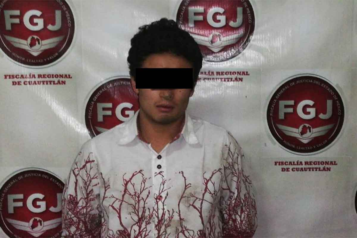 Fue detenido uno de los asaltantes de automovilistas en Tultilán