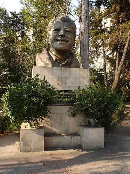 Monumento a Luis Donaldo Colosio