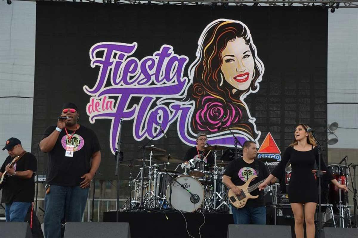 """Por quinto año consecutivo, en Corpus Christi, su tierra natal, se efectuará el denominado festival """"Fiesta de la Flor"""" este 12 al 13 de abril  // Foto: @TuristampaNews"""