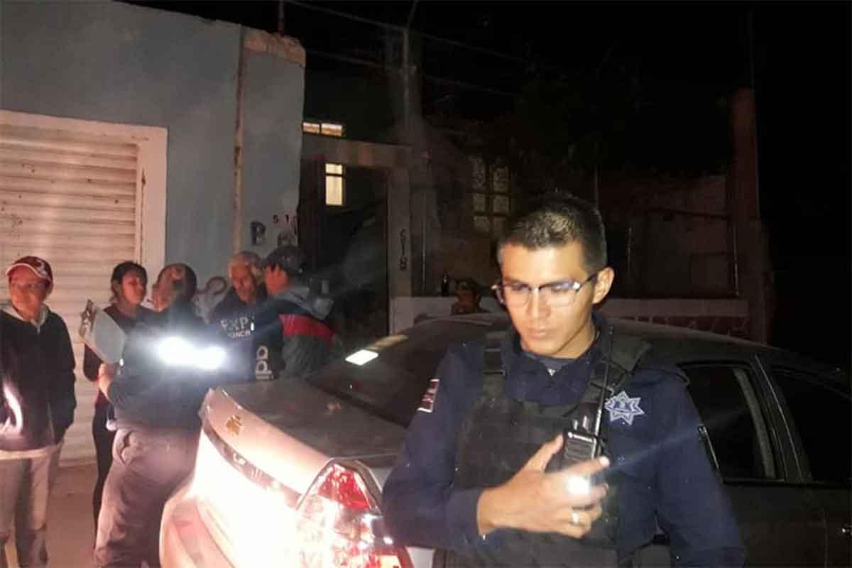 Un niño de cinco años fue rescatado de un incendio en Aguascalientes