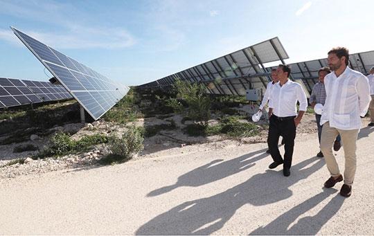 Yucatán a la vanguardia en la generación de energía limpia