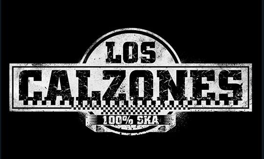 Logotipo del grupo Los Calzones
