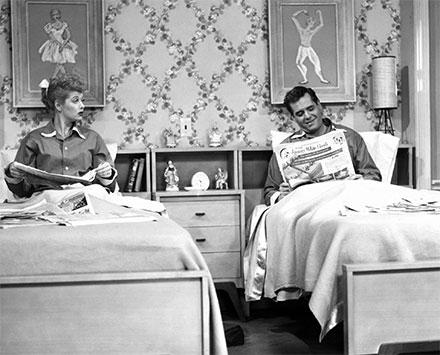 Dormir en camas separadas, el sueño de muchas parejas