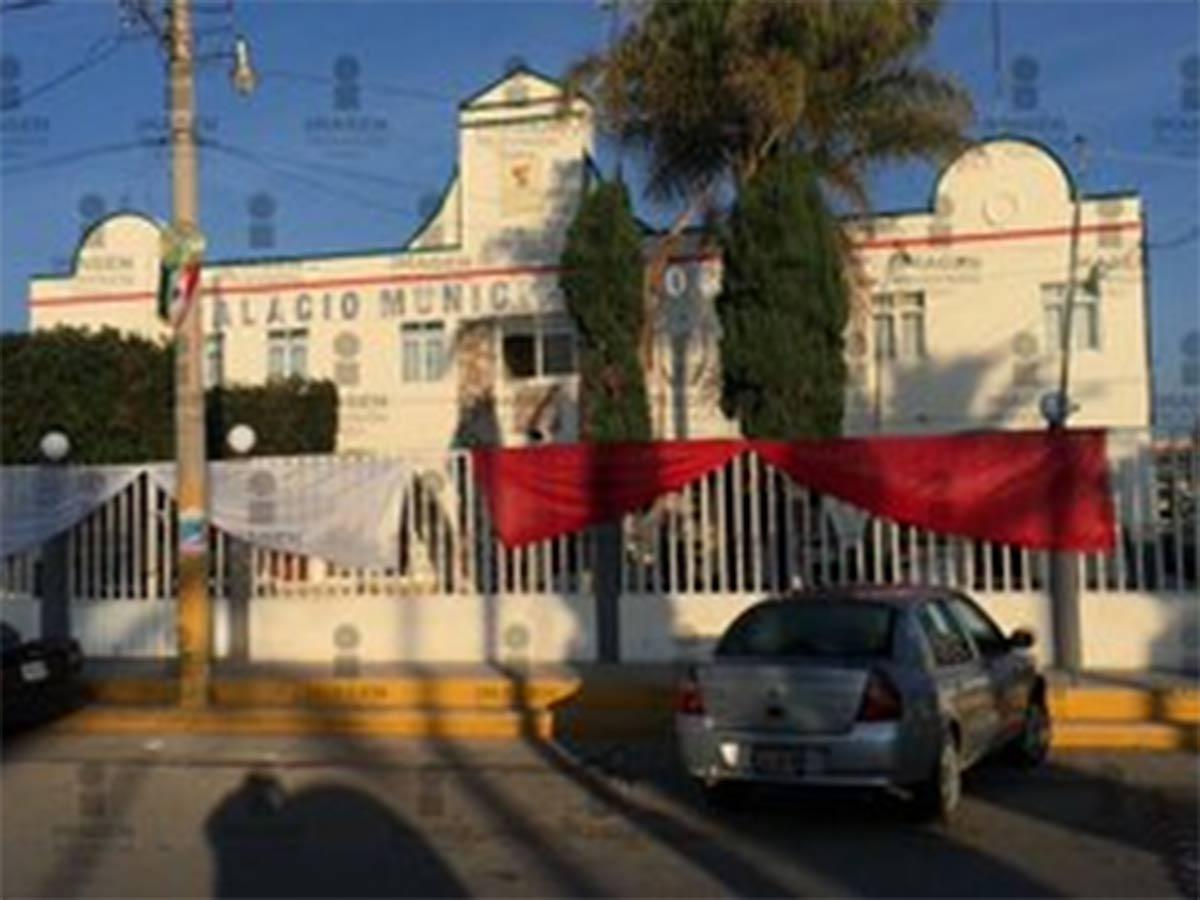 Lanzan granada de fragmentación contra presidencia municipal