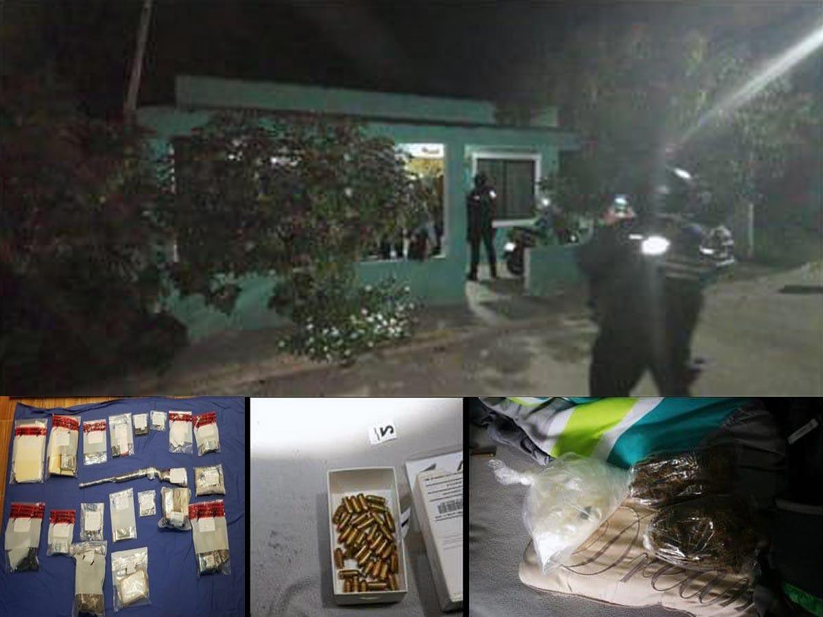 Cateo en Tabasco deja 3 detenidos y el rescate de 5 migrantes