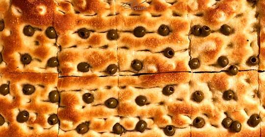 Rebanada de pizza de Rocco Princi