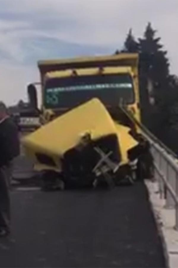 Trágico accidente deja 5 muertos