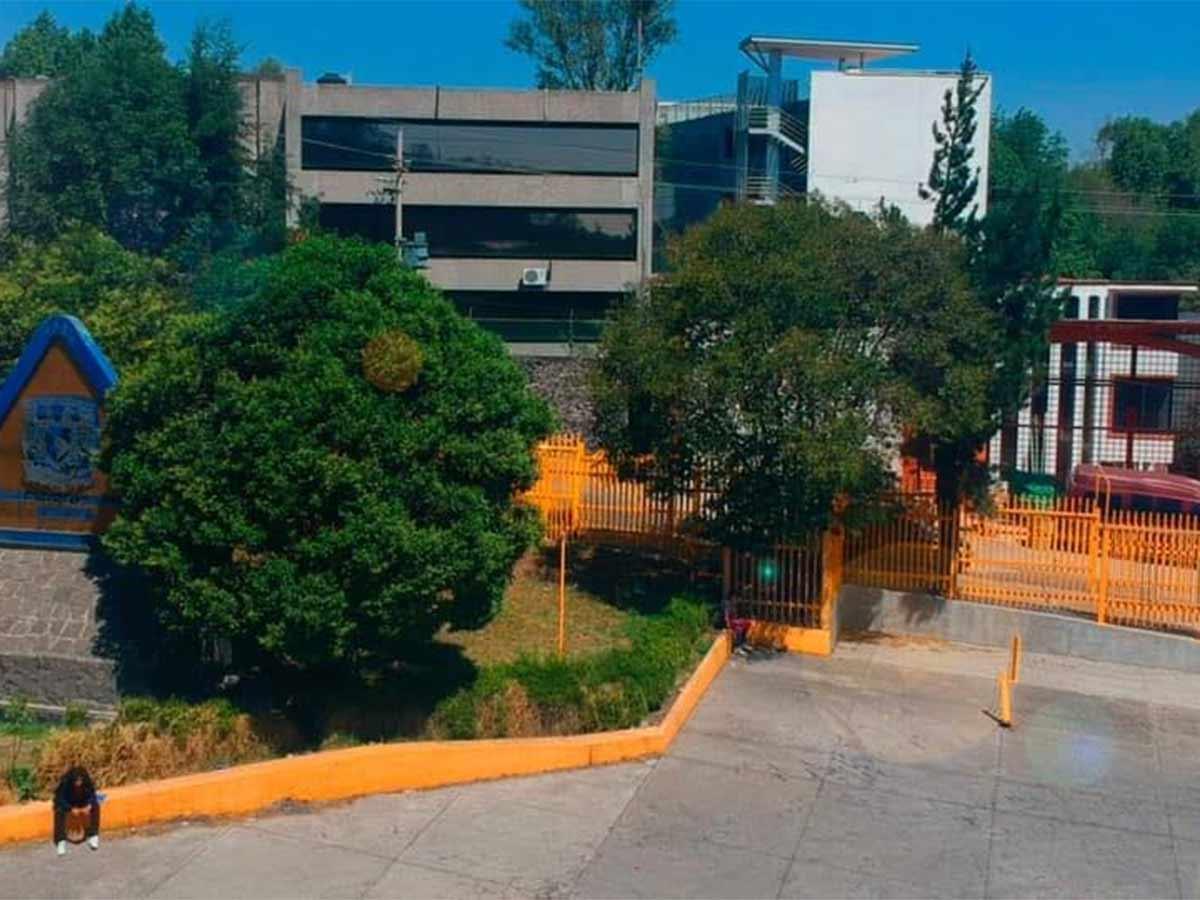 Panorámica del CCH Sur / Foto: Facebook