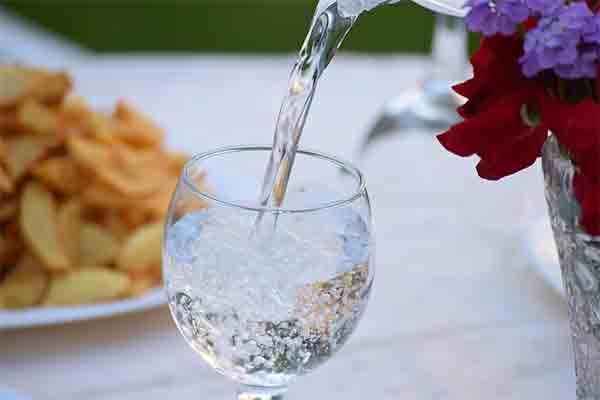Toma al menos dos lítros de agua. Foto: Pixabay
