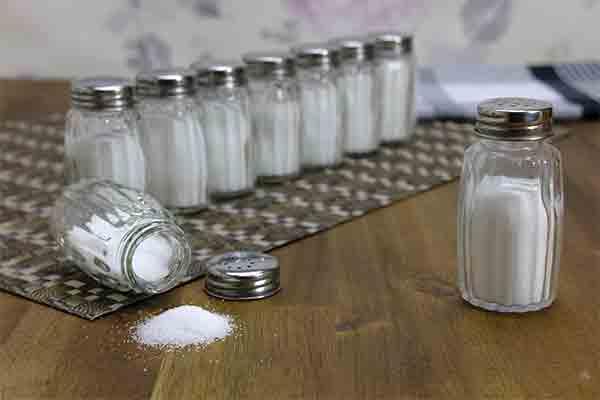 Dile no a la sal. Foto: Pixabay