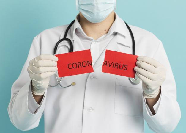 Juntos venceremos al coronaviru