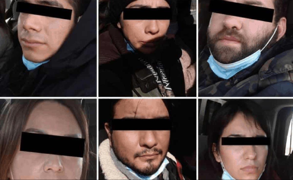 Detenidos por venta de vacunas falsas / Foto: ABC Noticias