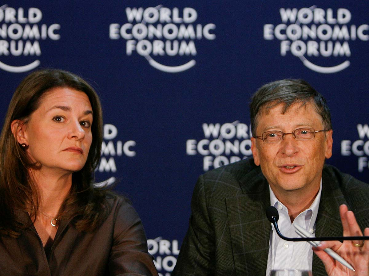 Esposa Bill Gates