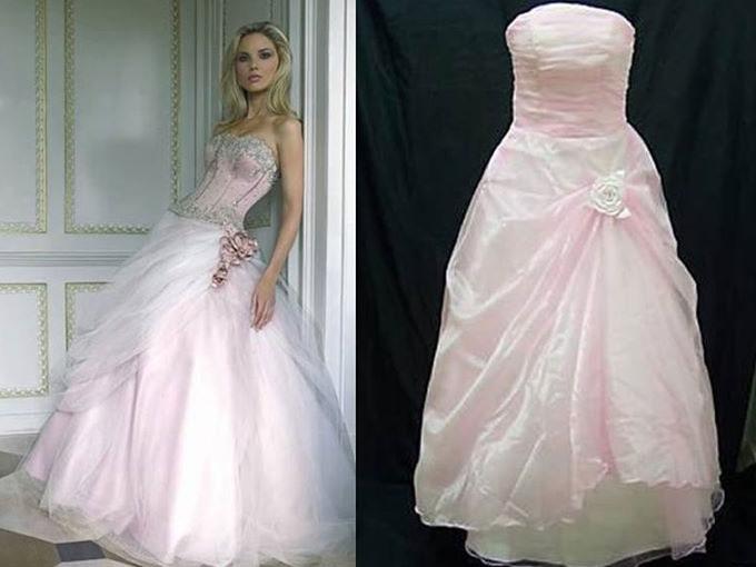 c26a9f5d54 Expectativa vs. Realidad  Así me quedó el vestido que compré en Internet