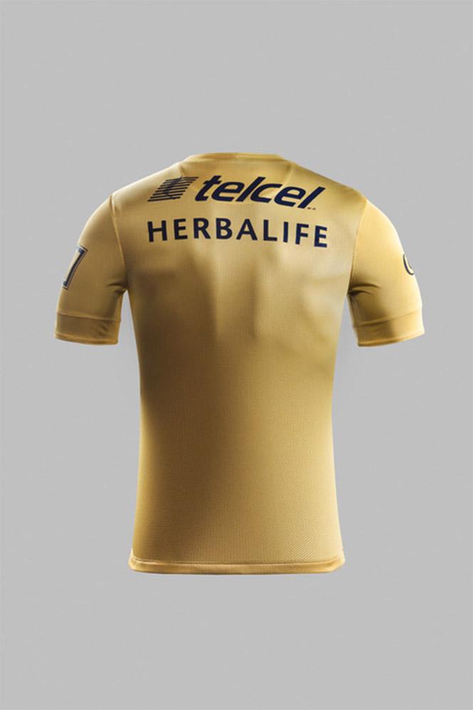 c9aec7f8eda Pumas luce nuevo uniforme para temporada 2014/15