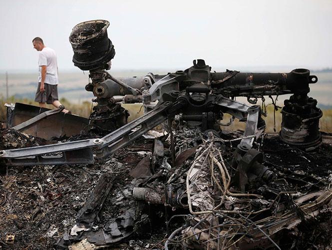 Rusia afirma que misiles ucranianos estaban activos cuando cayó avión