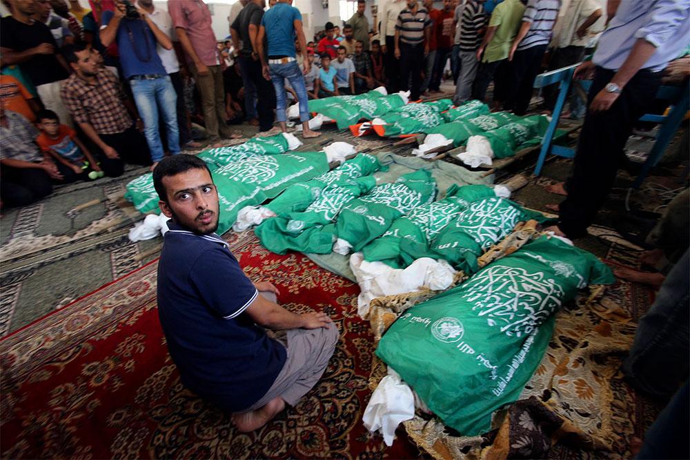 Más de 500 muertos por ofensiva de Israel en Gaza