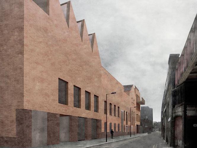 Damien Hirst crea su galería; abre en 2015