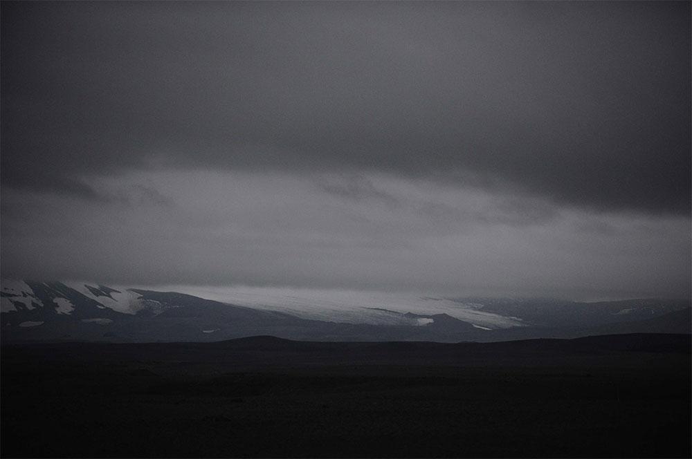 Vista general del glaciar Vatnajokull, debajo del cual se halla el volcán Bardarbunga.