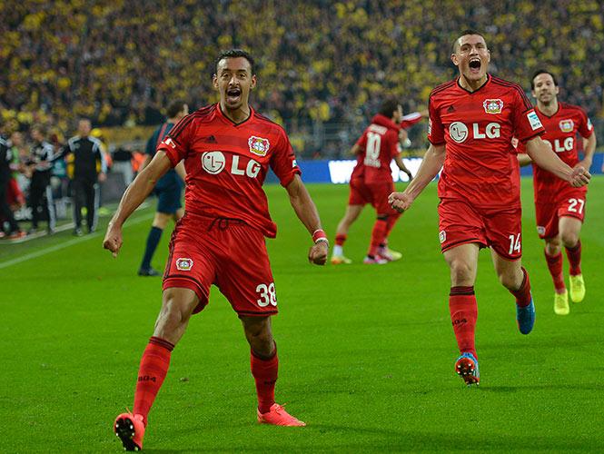 Bayern Leverkusen registra el gol más rápido de la Bundesliga