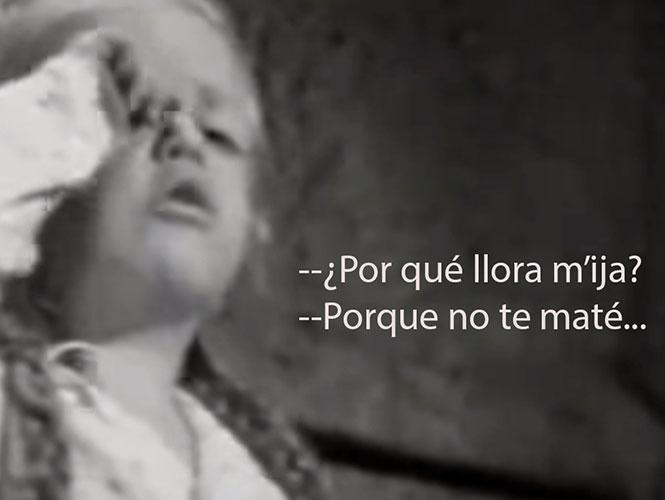 Las frases de La Tucita son inolvidables. Tanto, que desde siempre han circulado por redes sociales e inclusive existen páginas que hacen homenaje a la pequeña que acompañó a Pedro Infante en la película Los Tres Huastecos.