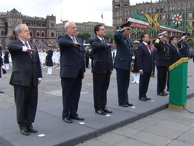 FOTOGALERIA: Desfile Militar por la Independencia de México